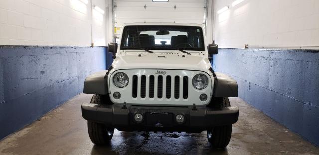 2017 Jeep TJ 4X4