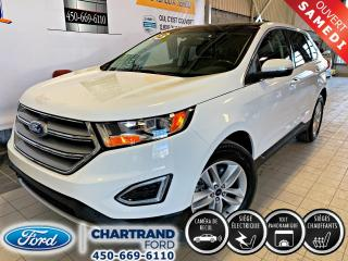 Used 2018 Ford Edge Sel Ti for sale in Laval, QC