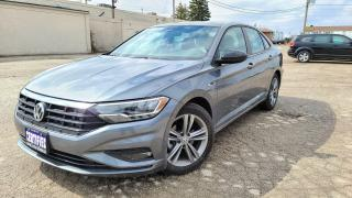Used 2019 Volkswagen Jetta Highline R-Line 1 Owner Clean Carfax BackupCam for sale in Bolton, ON