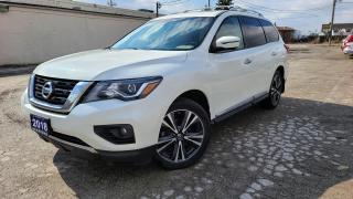 Used 2018 Nissan Pathfinder Platinum|Navi|360 Cam|Rear DVD|RemoteStart|20
