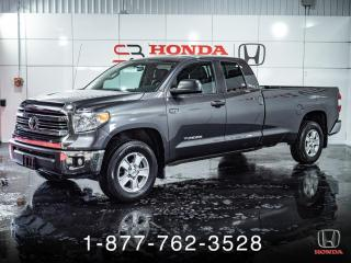 Used 2016 Toyota Tundra SR5 + 5.7L + 4X4 + MAGS + WOW! for sale in St-Basile-le-Grand, QC