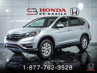 Used 2016 Honda CR-V SE + AWD + CAMERA + MAGS + WOW! for sale in St-Basile-le-Grand, QC
