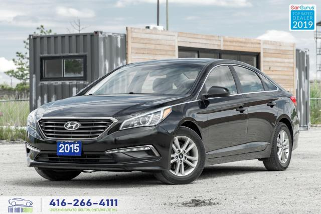 2015 Hyundai Sonata 2.4L GL|Clean Carfax|BackupCam|KeylessEntry|Alloys