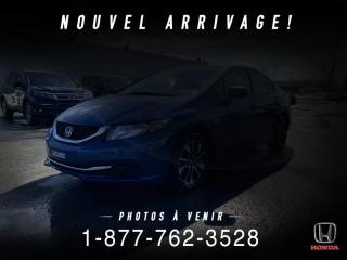 Used 2015 Honda Civic EX + TOIT + MAGS + PROPRE + WOW! for sale in St-Basile-le-Grand, QC