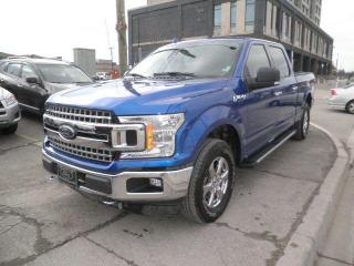 Used 2018 Ford F-150 XLT for sale in Brampton, ON