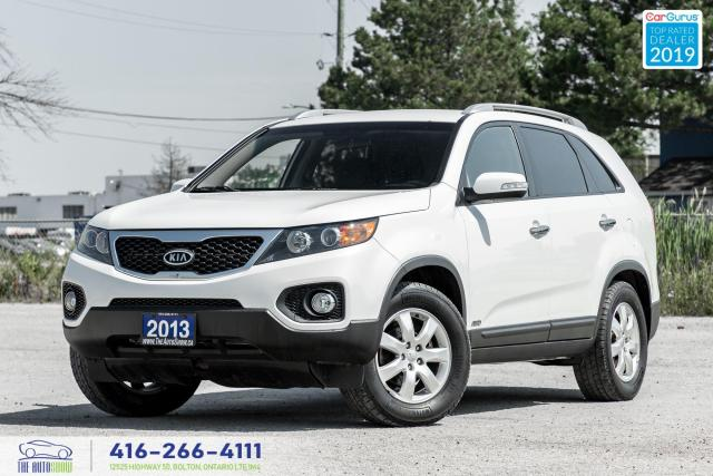 2013 Kia Sorento LX|1 Owner|Clean Carfax|Alloys|HTD Seats|Keyless