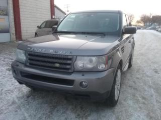 Used 2007 Land Rover Range Rover SPORT HSE for sale in Saskatoon, SK