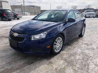 Used 2012 Chevrolet Cruze Eco w/1SA for sale in Saskatoon, SK