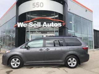 Used 2019 Toyota Sienna $209.00 biweekly 0 Down oac for sale in Winnipeg, MB
