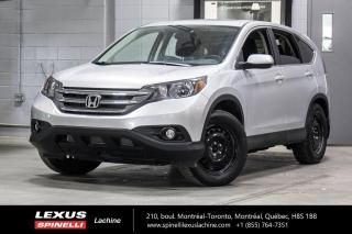 Used 2014 Honda CR-V EX AUTO AWD,  TOIT CAMERA MAGS CAMERA - TRACTION INTEGRAL - SIÈGES CHAUFFANT for sale in Lachine, QC