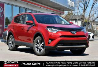 Used 2016 Toyota RAV4 XLE AWD for sale in Pointe-Claire, QC