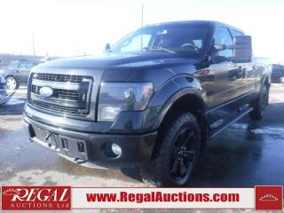 Used 2013 Ford F-150 FX4 Supercrew 4WD for sale in Calgary, AB