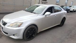 Used 2006 Lexus IS 250 AWD for sale in Scarborough, ON