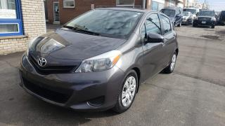 Used 2014 Toyota Yaris LE for sale in Scarborough, ON