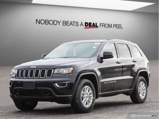 New 2020 Jeep Grand Cherokee Laredo for sale in Mississauga, ON