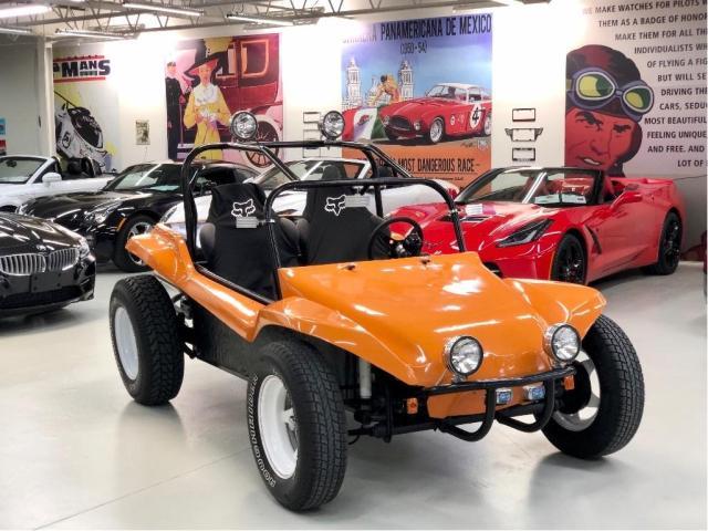 1969 Volkswagen Beetle Meyers Manx style Dune Buggy