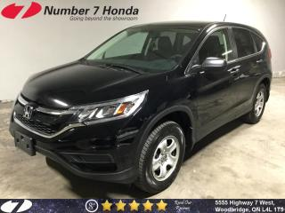 Used 2016 Honda CR-V LX| Backup Cam| All-Wheel Drive| Bluetooth| for sale in Woodbridge, ON