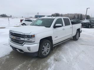 Used 2017 Chevrolet Silverado 1500 High Country for sale in Roblin, MB