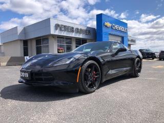Used 2019 Chevrolet Corvette 1LT for sale in Napanee, ON