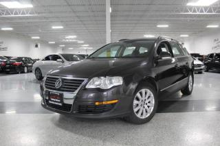 Used 2010 Volkswagen Passat Wagon NO ACCIDENTS I LEATHER I HEATED SEAT I KEYLESS ENTRY I AS IS for sale in Mississauga, ON