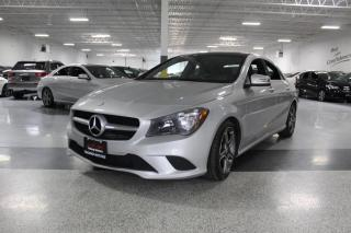 Used 2016 Mercedes-Benz CLA-Class CLA250 4MATIC I NO ACCIDENTS I SUNROOF I NAVIGATION I BT for sale in Mississauga, ON