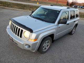 Used 2008 Jeep Patriot FWD 4dr Sport for sale in Mississauga, ON