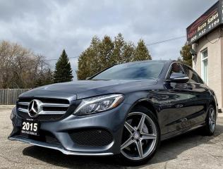 Used 2015 Mercedes-Benz C-Class C300 4MATIC *AMG Pckg* for sale in Scarborough, ON