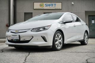 Used 2018 Chevrolet Volt PREMIER ADAPTIVE CRUISE, APPLE CARPLAY AND ANDROID AUTO, LOADED! for sale in Burlington, ON