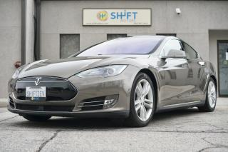 Used 2016 Tesla Model S 90D AUTOPILOT, PREMIUM PKG, SUBZERO, SMART SUSPENSION, LOADED! for sale in Burlington, ON