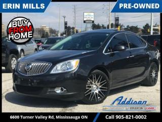 Used 2015 Buick Verano Luxury  NAVI|BLIND SPOT|SAFETY PKG| for sale in Mississauga, ON