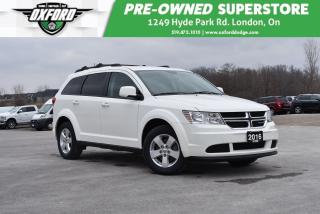 Used 2016 Dodge Journey CVP/SE Plus - Low Kms, Nice and Clean for sale in London, ON