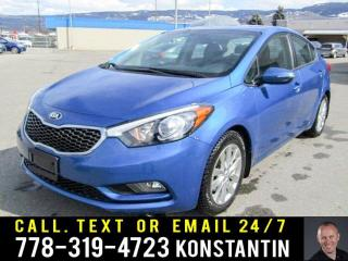 Used 2015 Kia Forte LX for sale in Kelowna, BC