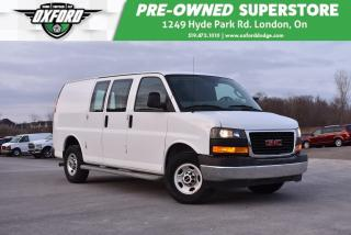 Used 2018 GMC Savana 2500 Hard to Find, Low Kms, Running Boards for sale in London, ON