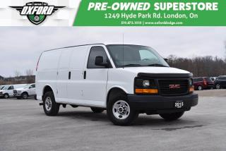 Used 2015 GMC Savana 3500 SL - Exceptionally Clean Condition, Cabinets & She for sale in London, ON