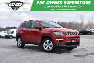 Used 2017 Jeep Compass North - Low Kms, Great Winter Vehicle for sale in London, ON