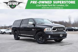 Used 2016 RAM 1500 Longhorn - Gold Plan, Rustproofed, One Owner for sale in London, ON