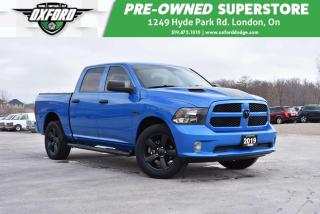 Used 2019 RAM 1500 Classic Express - Undercoat, One Owner, 5.7L Hemi for sale in London, ON