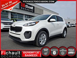 Used 2019 Kia Sportage LX  *** VEHICULE NEUF**** for sale in Châteauguay, QC