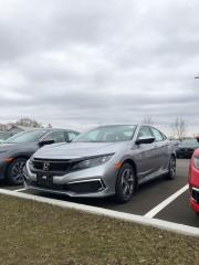 New 2020 Honda Civic Sdn LX CIVIC 4 DOORS for sale in Woodstock, ON