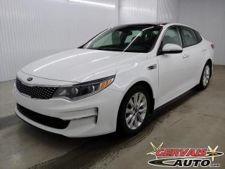 Used 2016 Kia Optima Ex GPS Cuir Toit Ouvrant Audio Harman Kardon Mags for sale in Shawinigan, QC