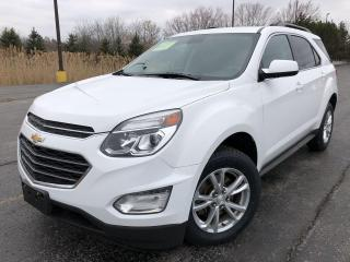 Used 2017 Chevrolet Equinox LT 2WD for sale in Cayuga, ON