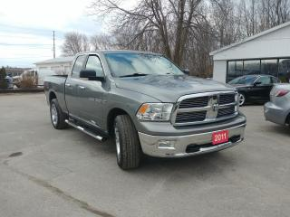 Used 2011 RAM 1500 Big Horn for sale in Barrie, ON
