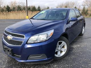 Used 2013 Chevrolet Malibu LS 2WD for sale in Cayuga, ON