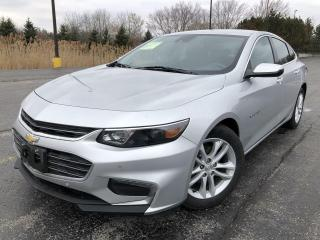 Used 2018 Chevrolet Malibu HYBRID 2WD for sale in Cayuga, ON