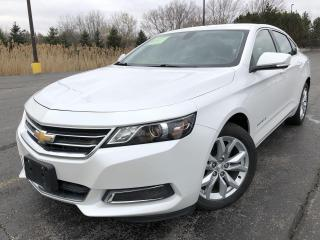 Used 2017 Chevrolet Impala LT 2WD for sale in Cayuga, ON