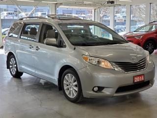 Used 2014 Toyota Sienna XLE AWD 7-pass V6 6A for sale in Port Moody, BC