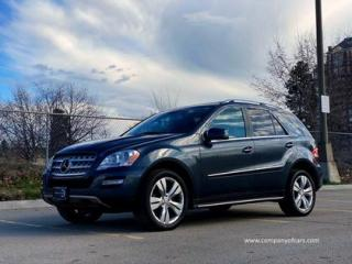 Used 2011 Mercedes-Benz ML-Class 4MATIC 4dr ML350 BlueTEC for sale in Vancouver, BC