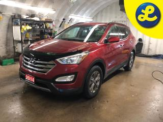 Used 2014 Hyundai Santa Fe SPORT/COMFORT/ECO mode * Heated front seats * Downhill assist * Phone connect * Voice recognition * Hands free steering wheel controls * Auto/manual m for sale in Cambridge, ON