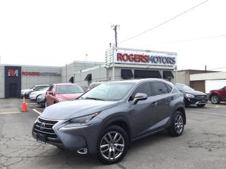 Used 2016 Lexus NX 200t - 2.99% Financing | 6 Months Deferral - AWD - NAVI - SUNROOF - REVERSE CAM for sale in Oakville, ON