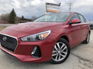 Used 2019 Hyundai Elantra GT Preferred w/Heated Steering, Heated Seats, BackupCam, Bluetooth and Alloy Wheels! Pwr Windows, Cruise, Air, St for sale in Kemptville, ON